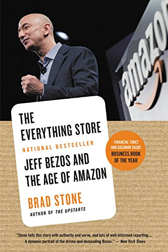The-everything-store-Jeff-Bezos - Biography